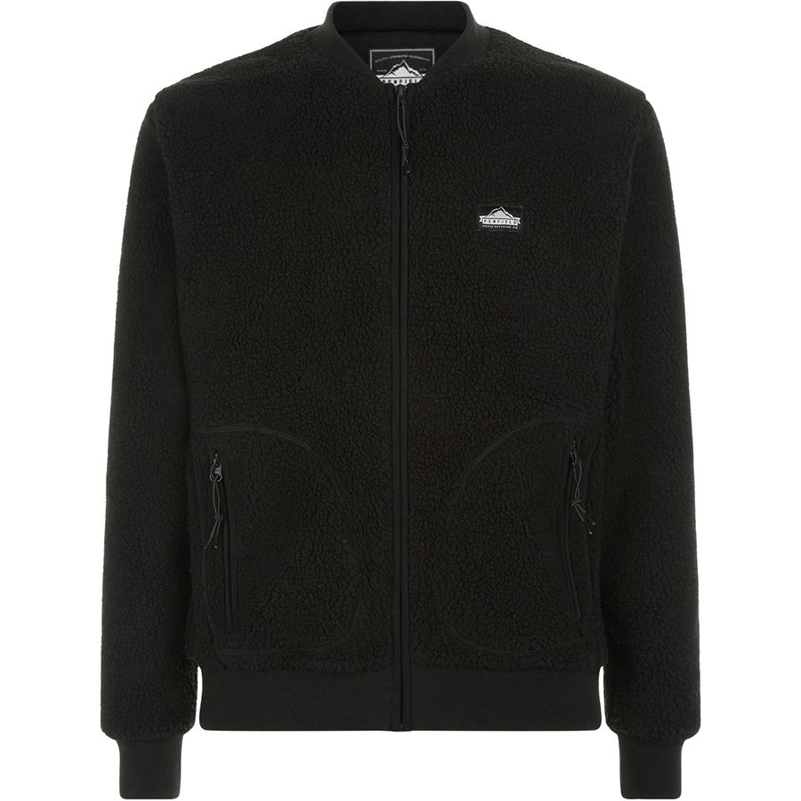 Penfield Prescott Pile Fleece Bomber Jacket - Mens