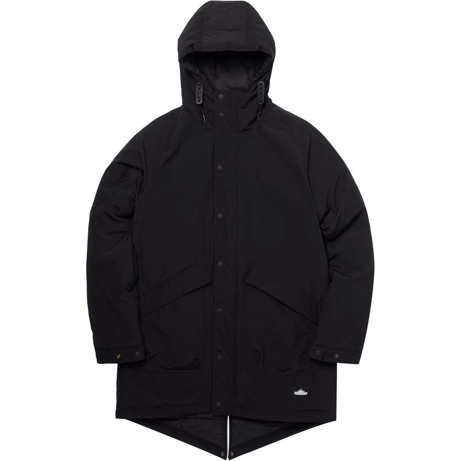 Penfield Kingman Down Insulated Fishtail Parka - Men's ...