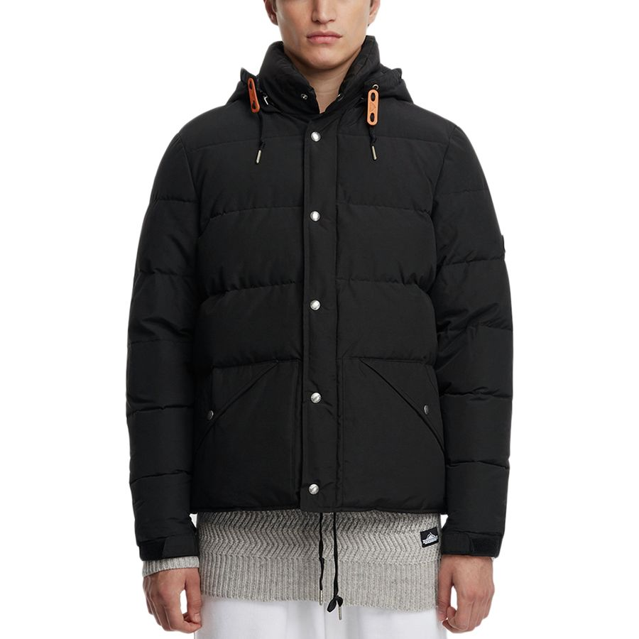 Penfield - Bowerbridge Down Jacket - Men's - Black