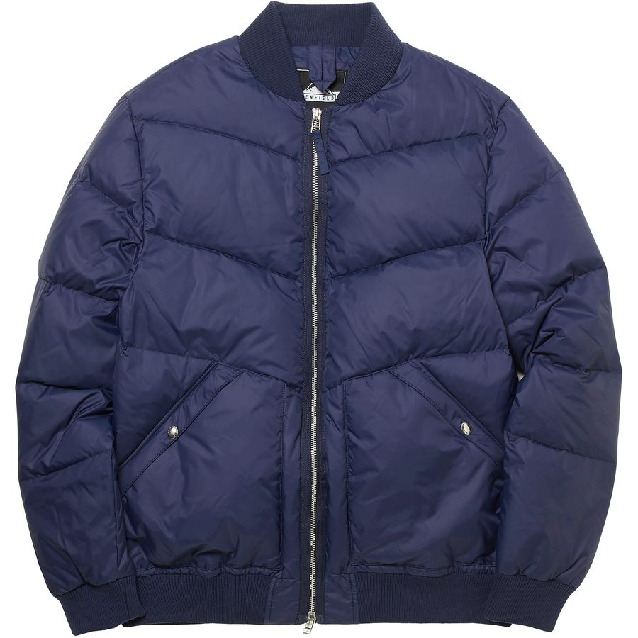 Penfield Vanleer Down Insulated Bomber Jacket - Mens