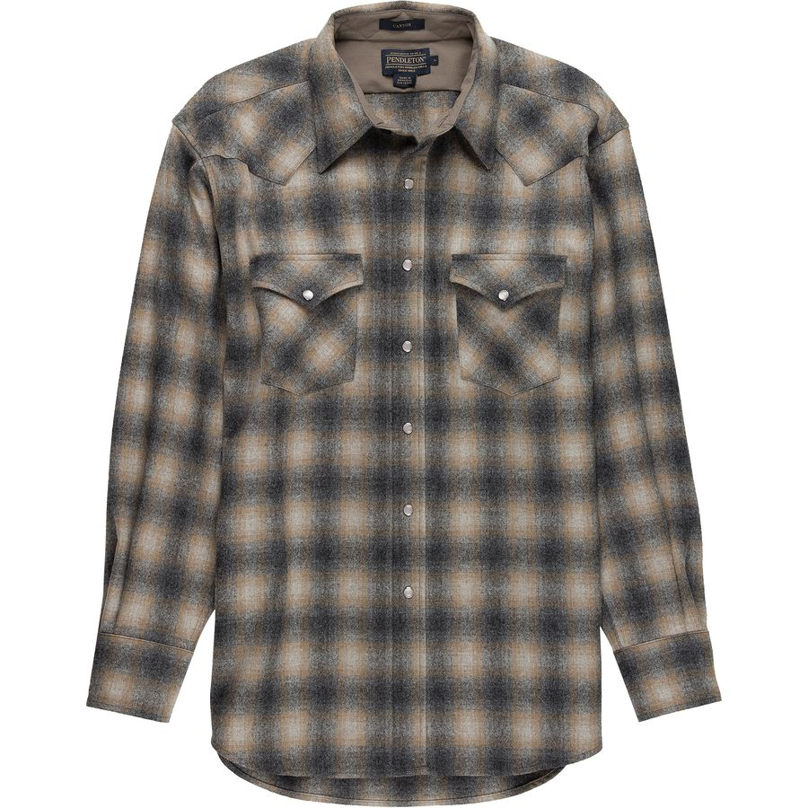 Pendleton Canyon Fitted Shirt - Mens
