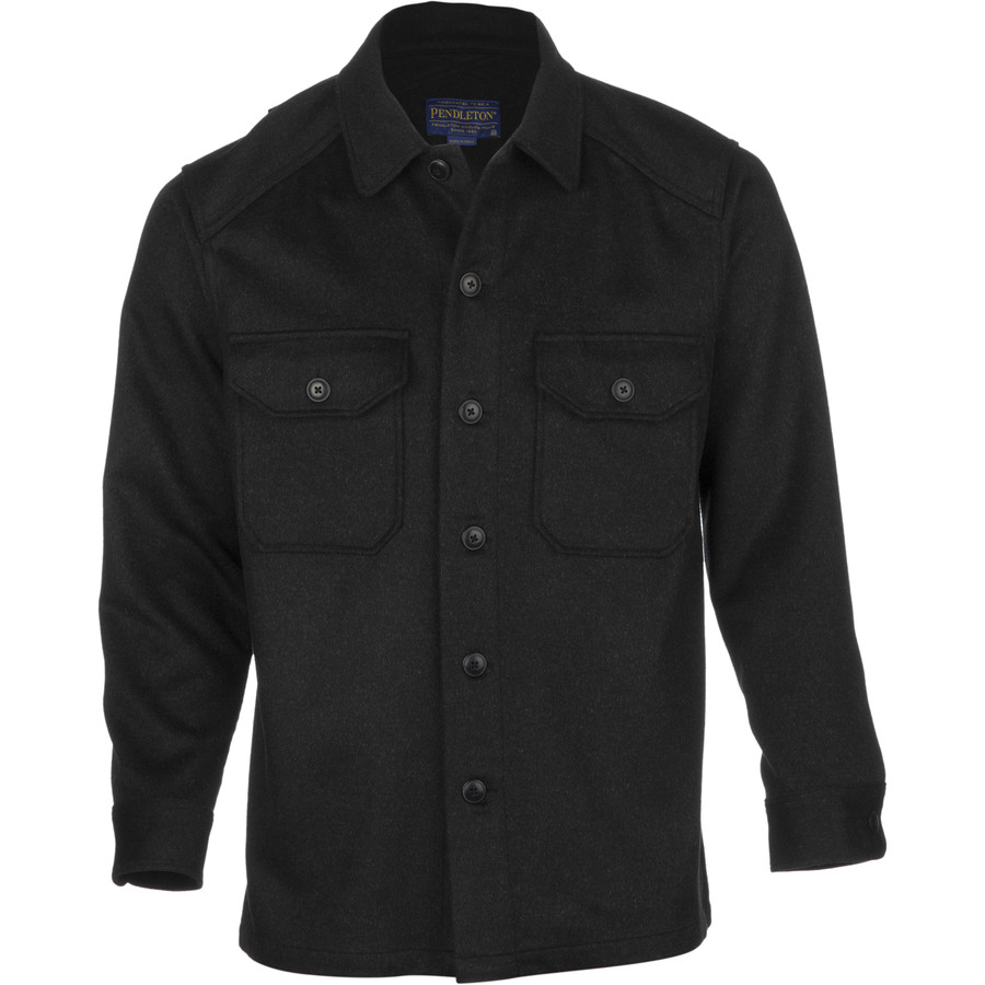 Pendleton Shirt Jacket