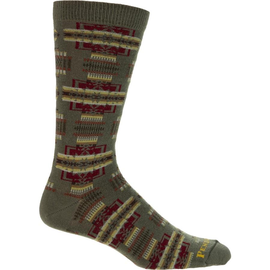 Pendleton Chief Joseph Crew Sock
