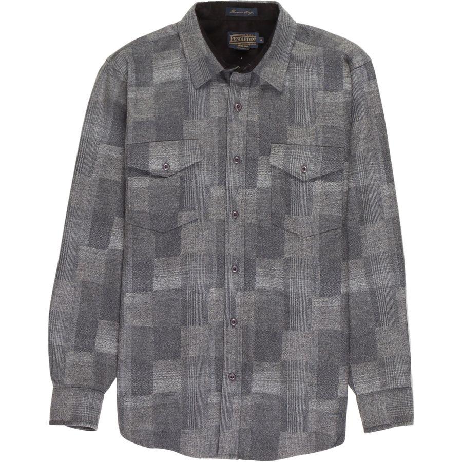 Pendleton Boro Fitted Shirt - Mens