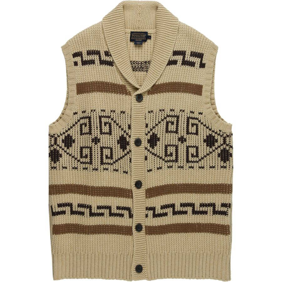 Pendleton Westerley Sweater Vest Mens Steep Cheap