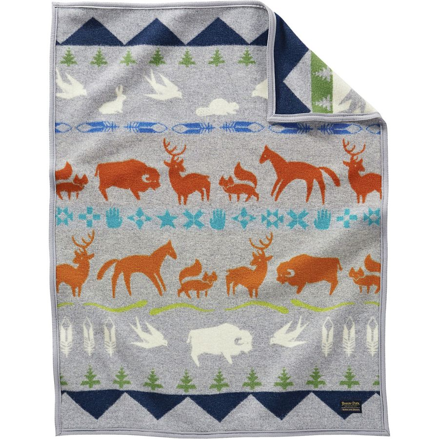 Authentic Pendleton Shared Paths Kids Blanket