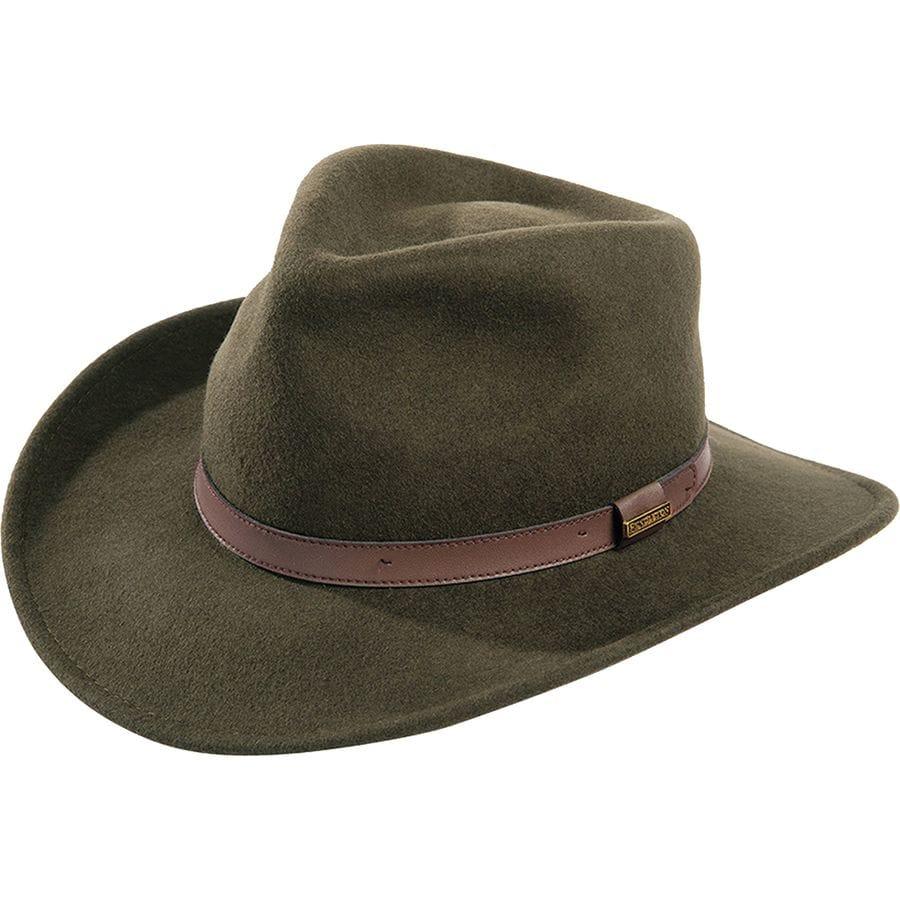 7069e0e5c7768 Pendleton - Outback Hat - Men s - Dark Olive