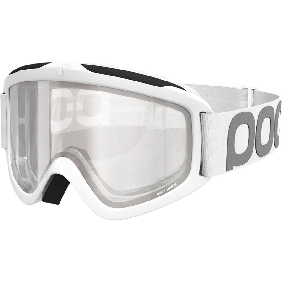 9c1974012557 POC - Iris X Goggles - Hydrogen White Bronze Silver Mirror
