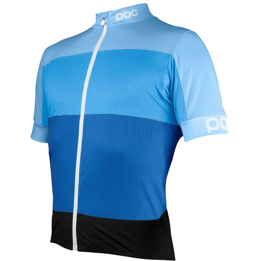 POC - Fondo Light Jersey - Men s - Seaborgium Multi Blue a85015ec8
