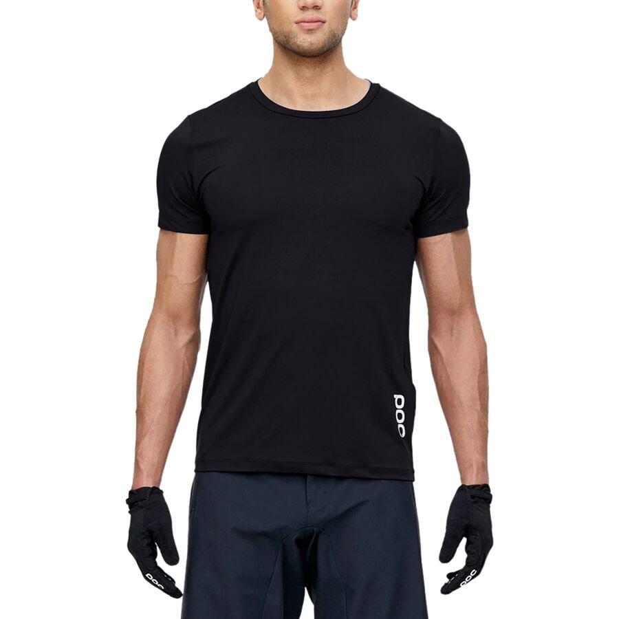 POC - Resistance Enduro Light T-Shirt - Men s - Carbon Black b16ec11fb