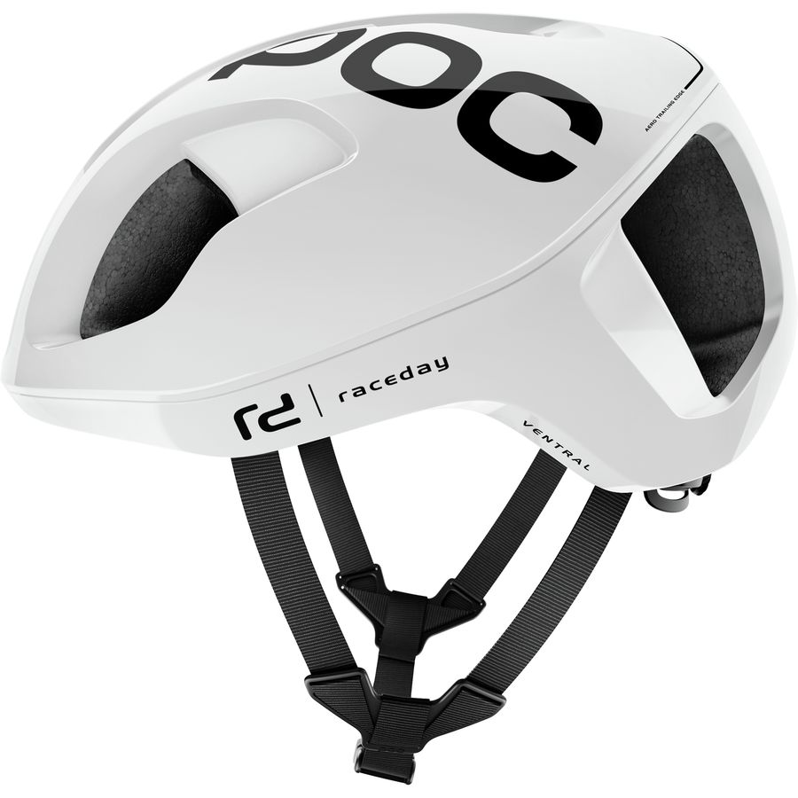 603cc8bf8 POC - Ventral Spin Raceday Helmet - Hydrogen White Raceday