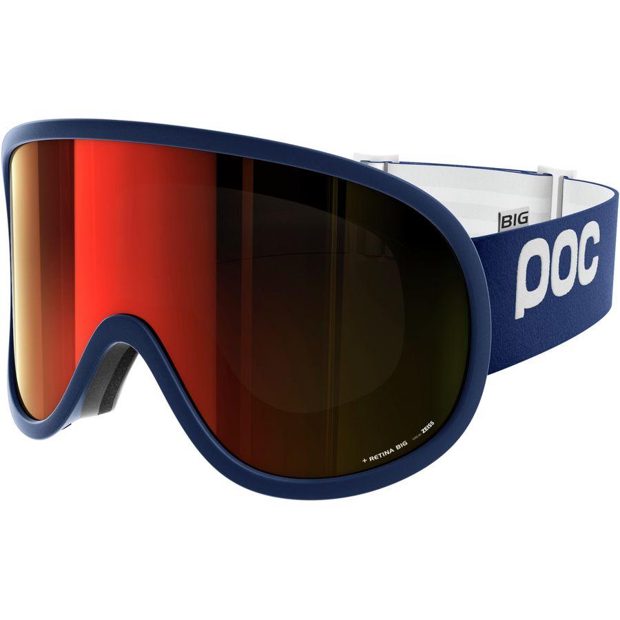 3aeb5fdb20ff POC - Retina Big Goggles - Butylene Blue Persimmon Red Mirror