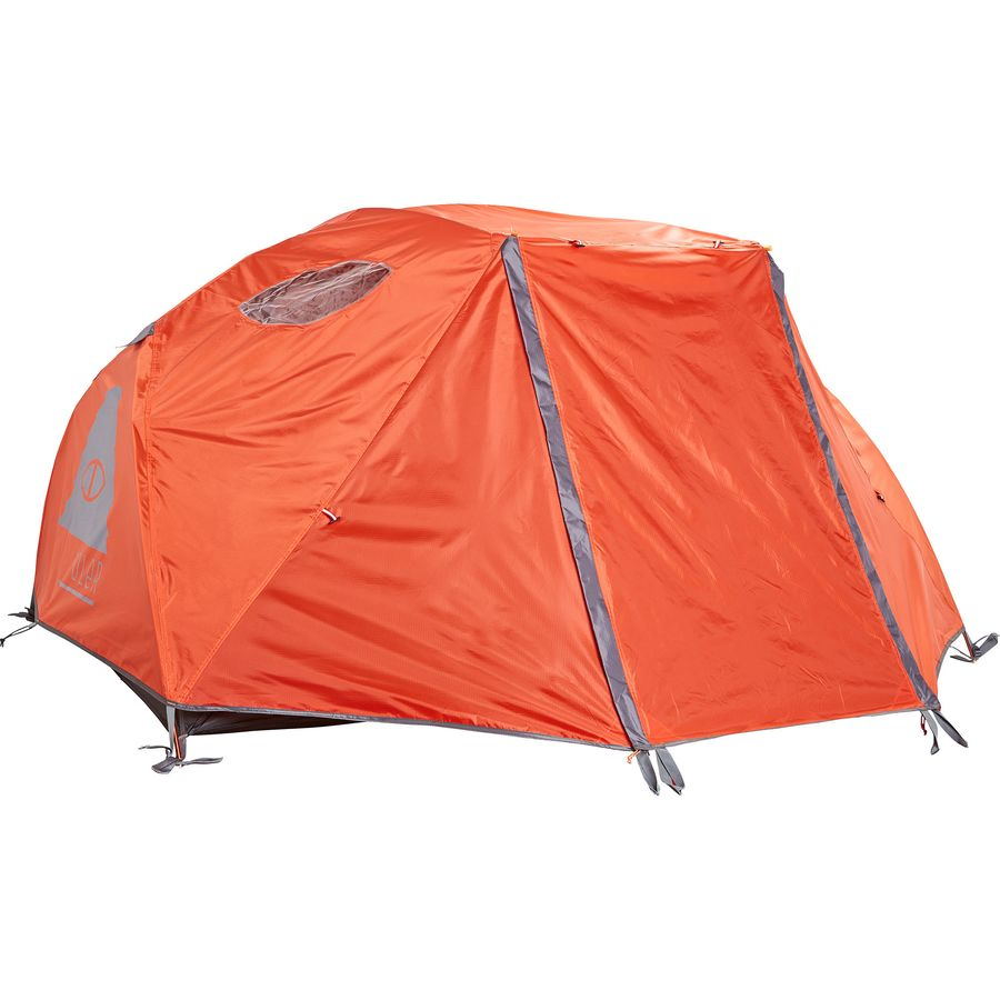 Poler - Two Man Tent with Waterproof Rain Fly - Burnt Orange  sc 1 st  Backcountry.com & Poler Two Man Tent with Waterproof Rain Fly | Backcountry.com