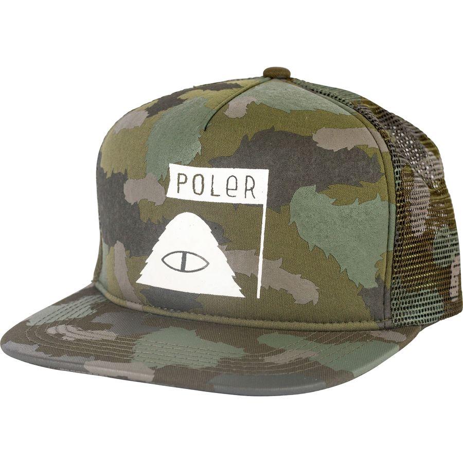 Poler Summit Mesh Trucker Hat