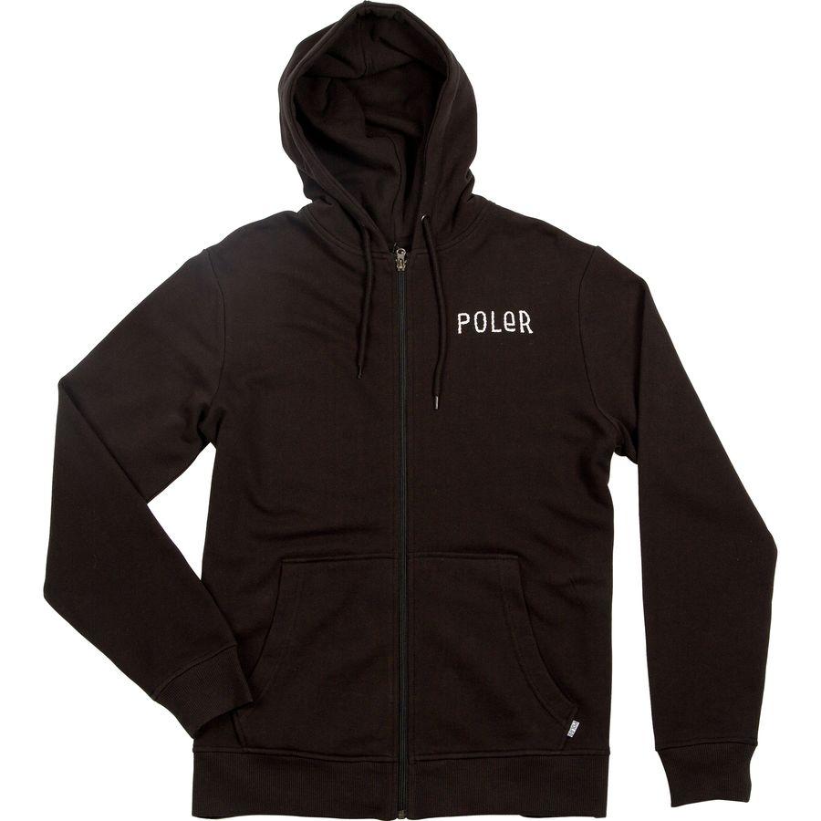 Poler Psychedelic Full-Zip Hoodie - Mens