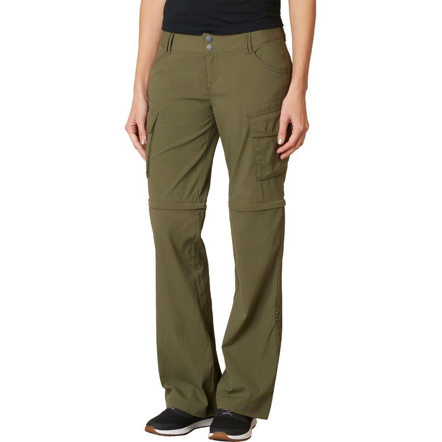 5d7b74d32efc8 Prana - Sage Convertible Pant - Women s - Cargo Green