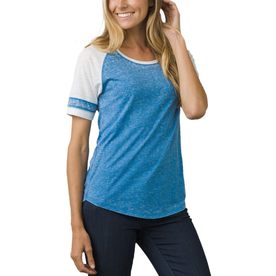 Prana Cleo T-Shirt - Short-Sleeve - Womens
