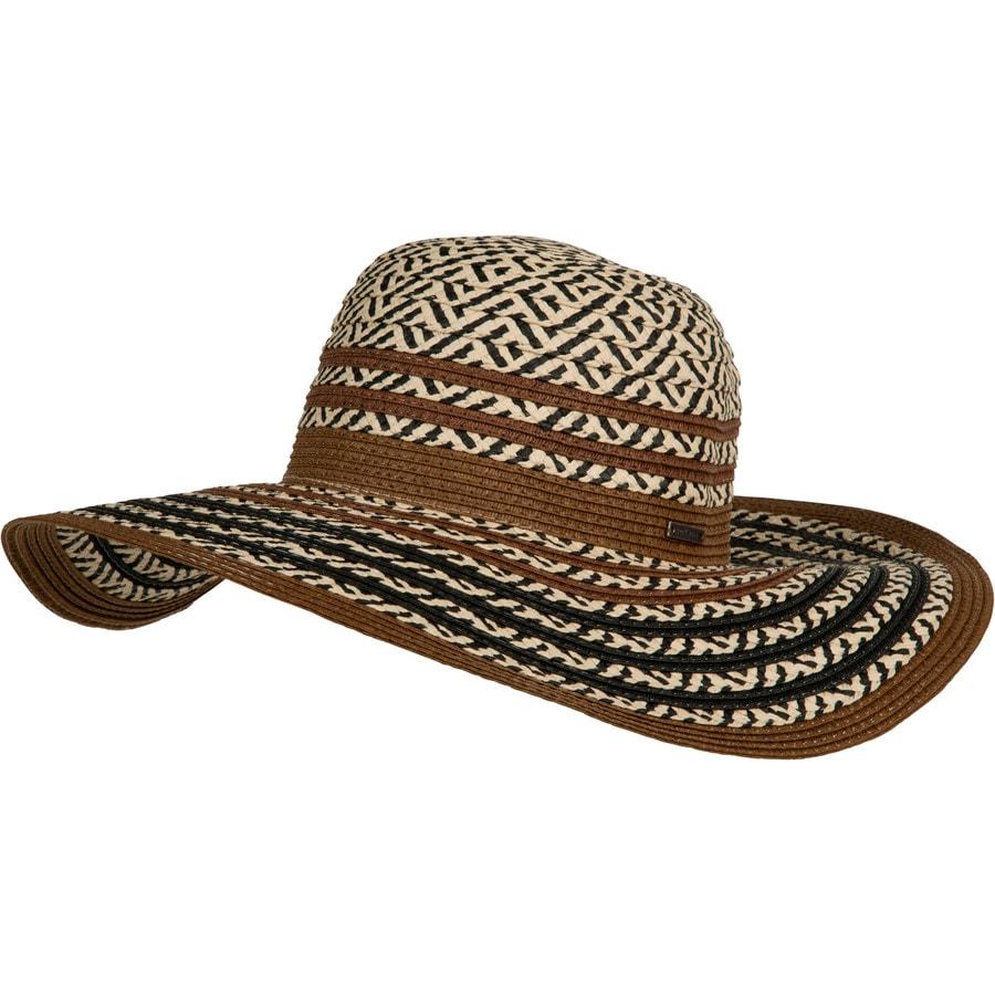 Prana dora sun hat women 39 s for Womens fishing hat