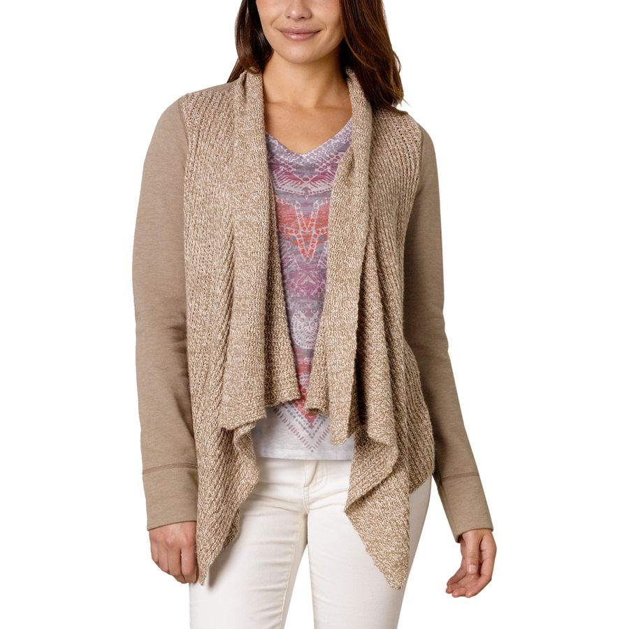 Prana Demure Cardigan Sweater - Womens