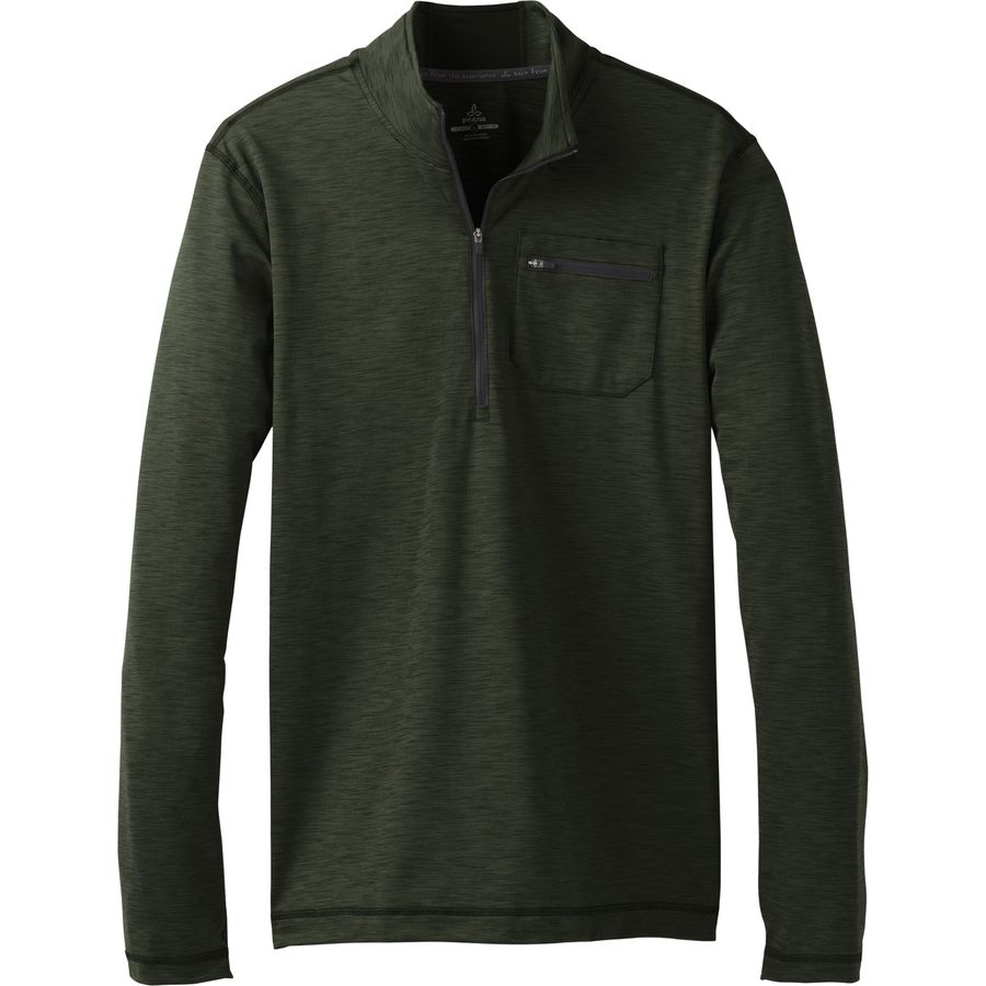 Prana Zylo 1/4-Zip Shirt - Mens