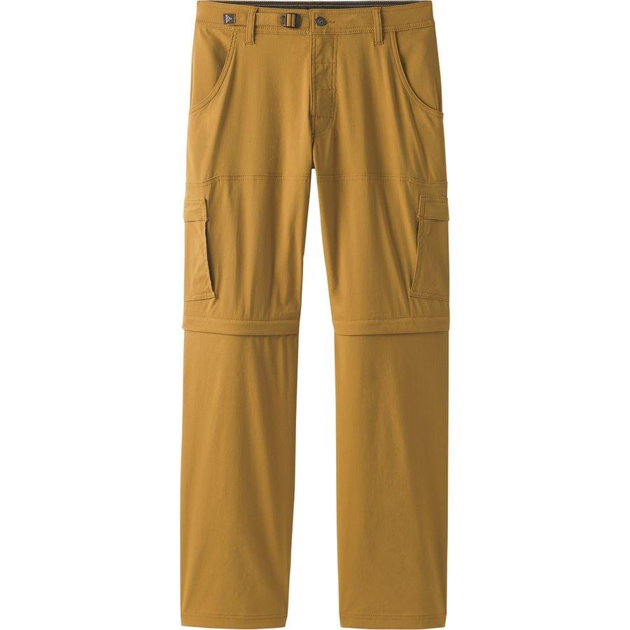 7d24c470c49f89 Prana - Stretch Zion Convertible Pant - Men s - Bronzed
