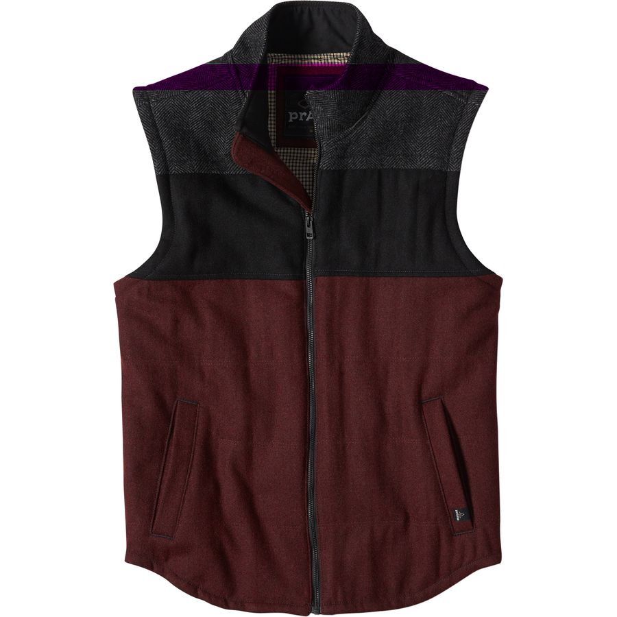 Prana Wooley Vest - Mens