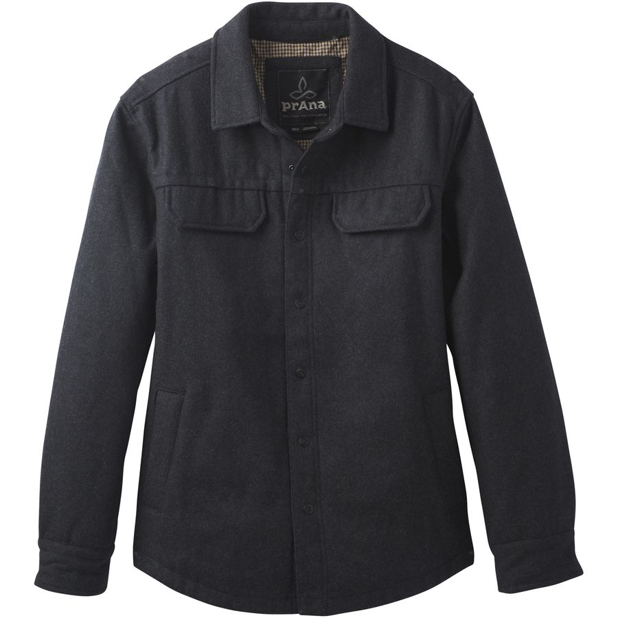 Prana Wooley Jacket - Mens