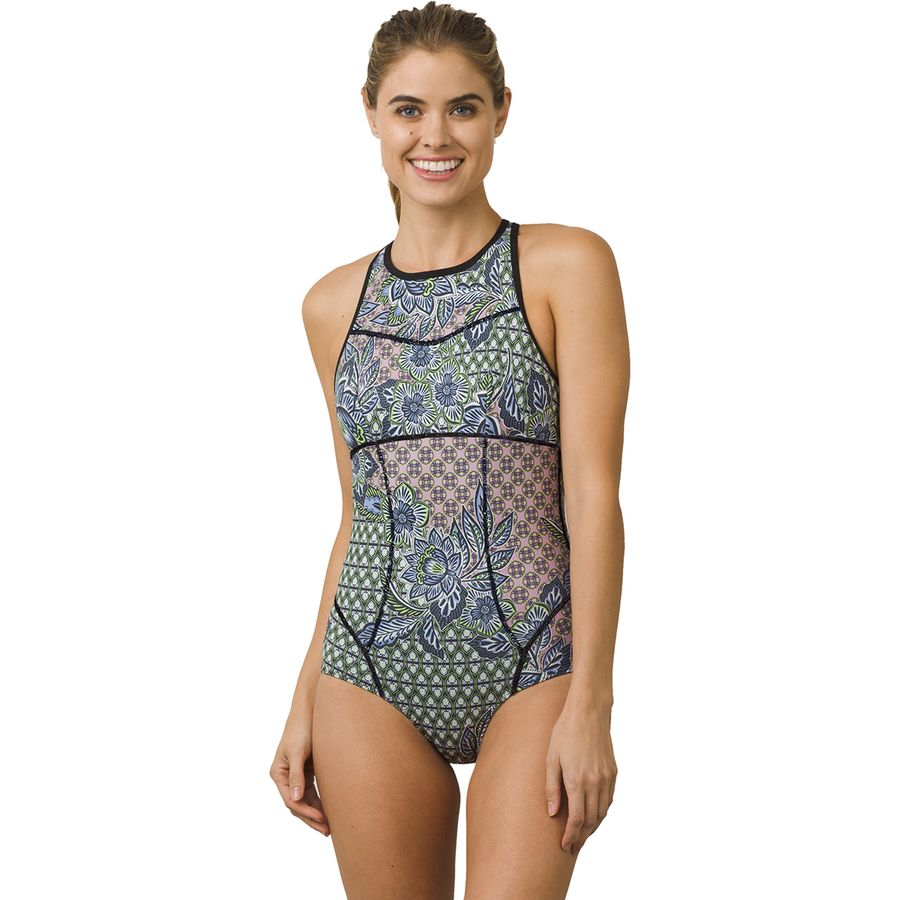Prana Eleana One-Piece Swimsuit - Womens