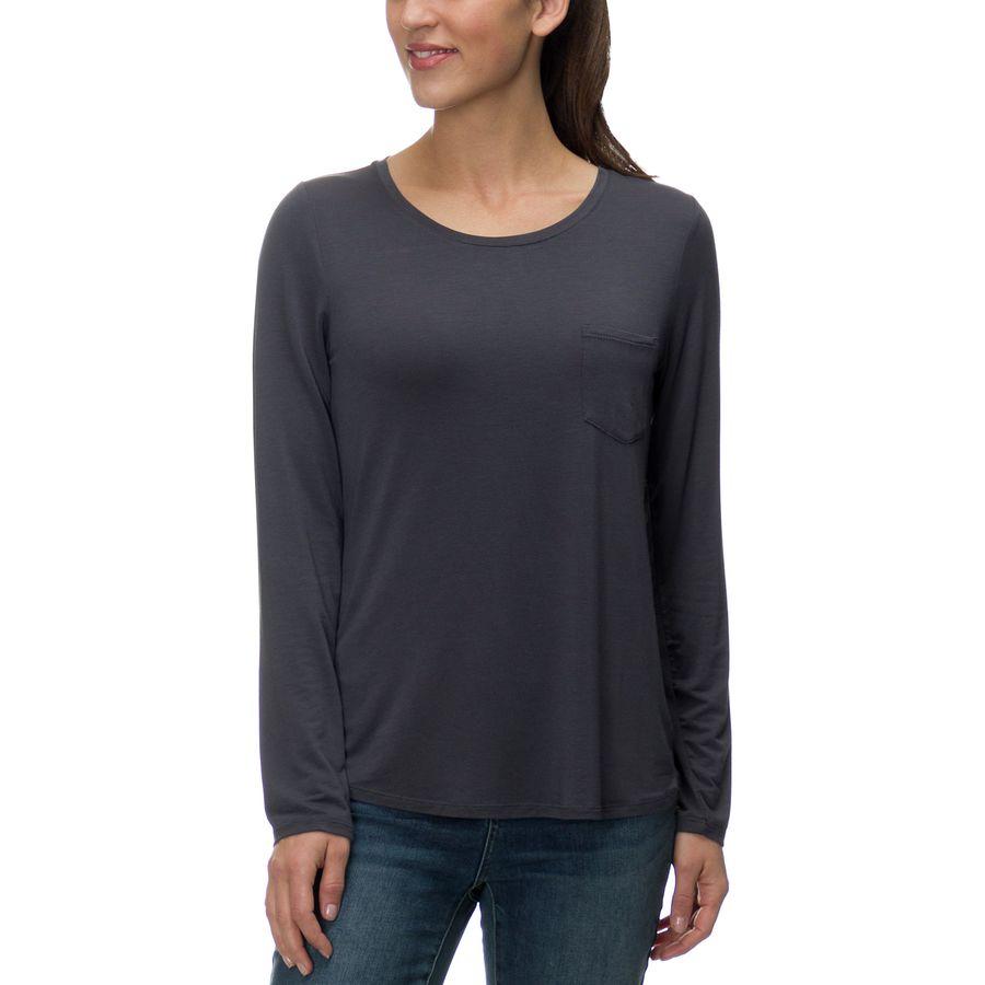 Prana Foundation Long-Sleeve Shirt - Womens