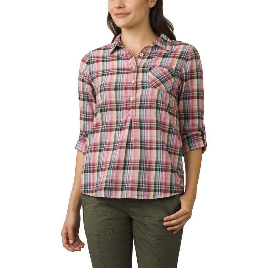 Prana gina shirt women 39 s up to 70 off steep and cheap for Prana women s shirts