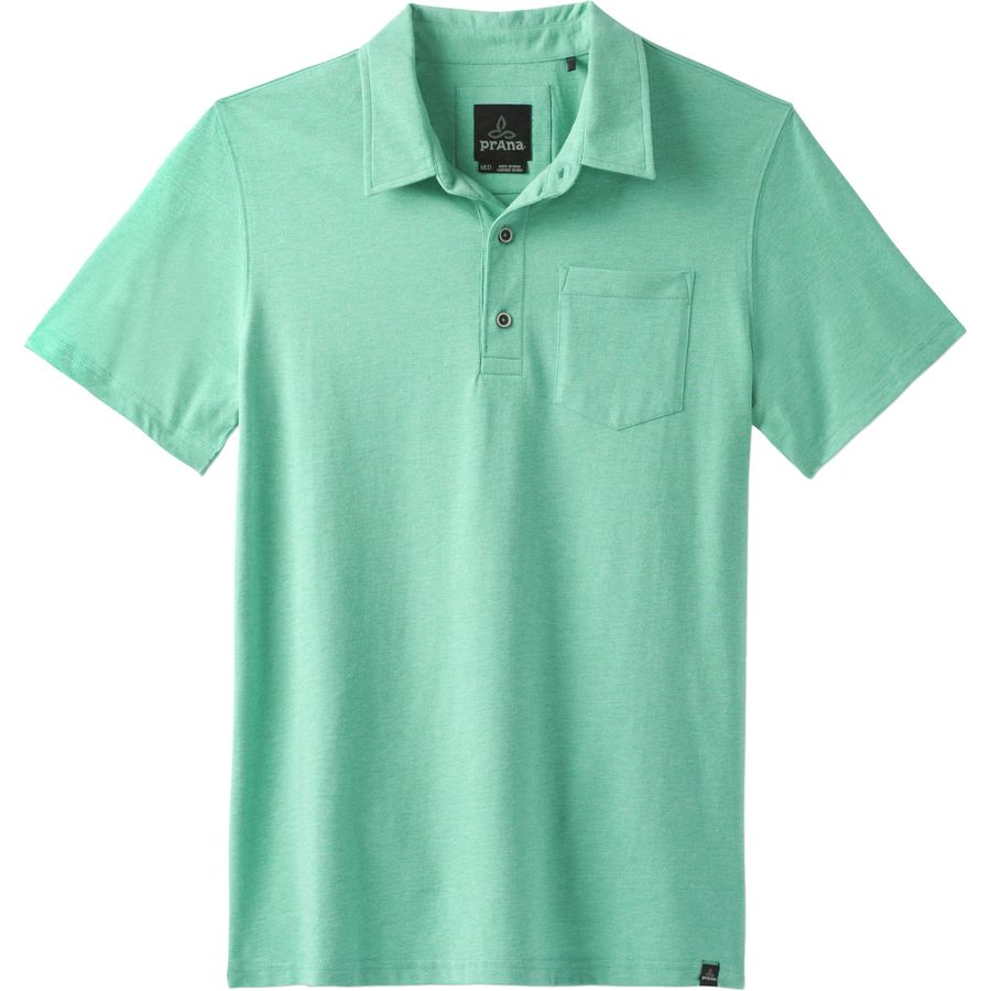 Prana Adder Polo Shirt - Mens