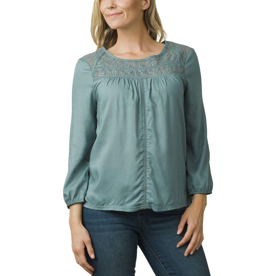 Prana Robyn Shirt - Long-Sleeve - Womens