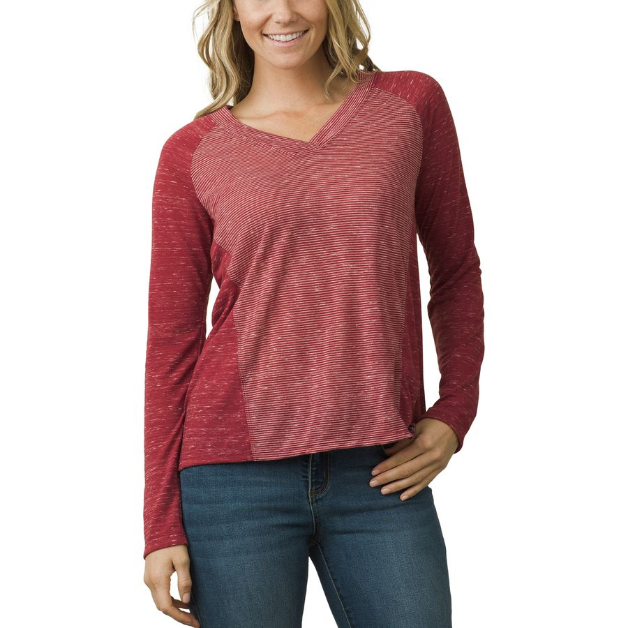 Prana Jinny Shirt - Long-Sleeve - Womens