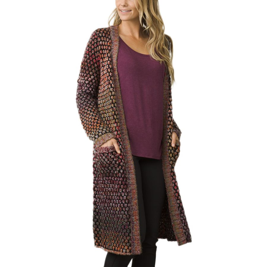 Prana Rho Duster Sweater - Womens