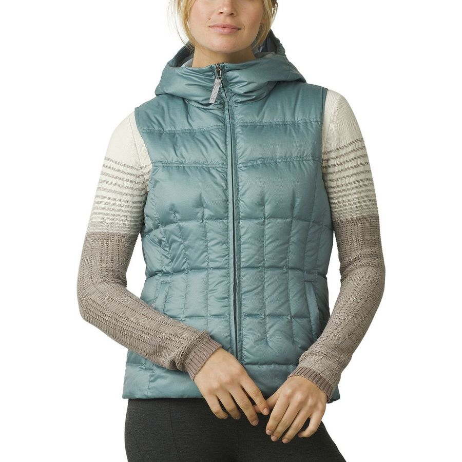 Prana Imogen Hooded Vest - Womens