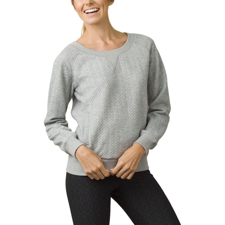 Prana Silverspring Pullover Sweatshirt - Womens