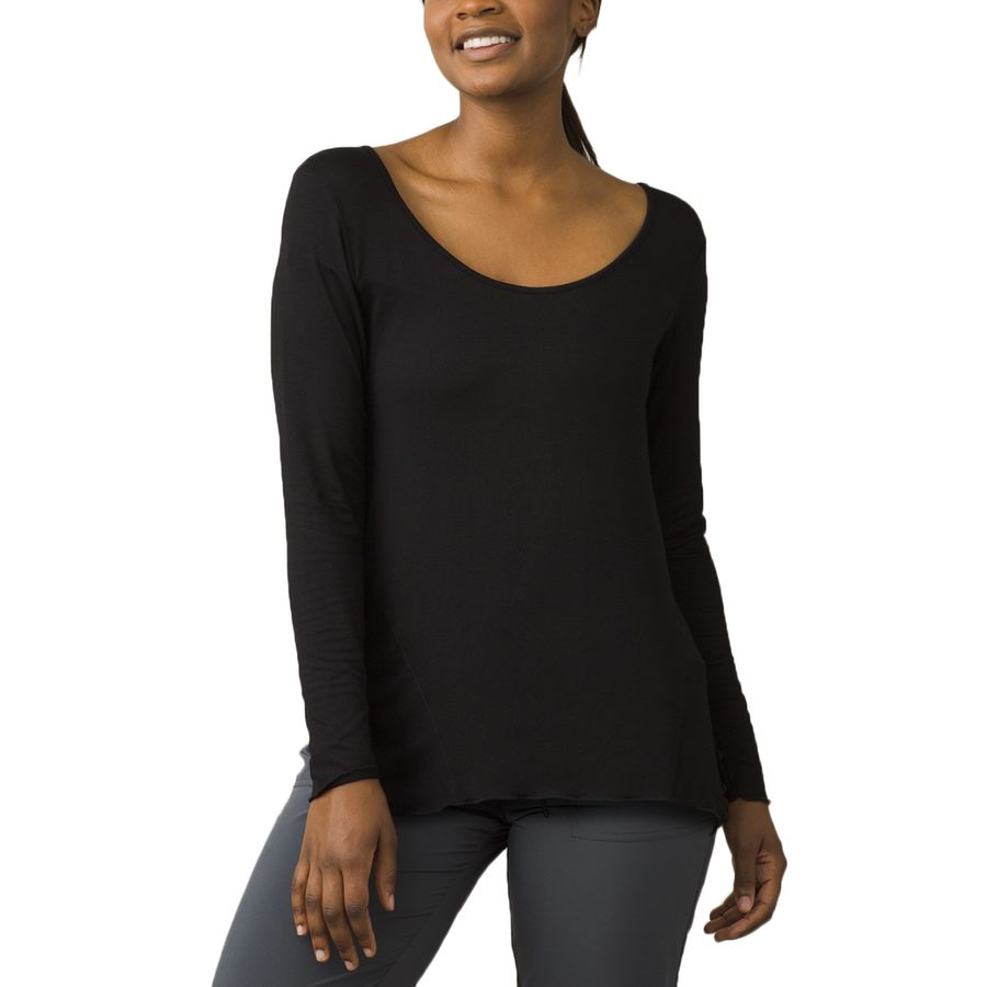Prana Sasha X-Back Top - Long-Sleeve - Womens