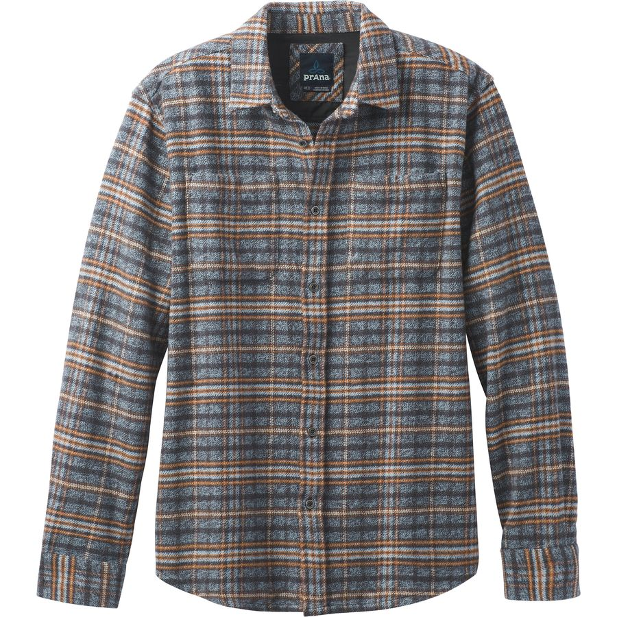 Prana Brayden Flannel Shirt - Mens