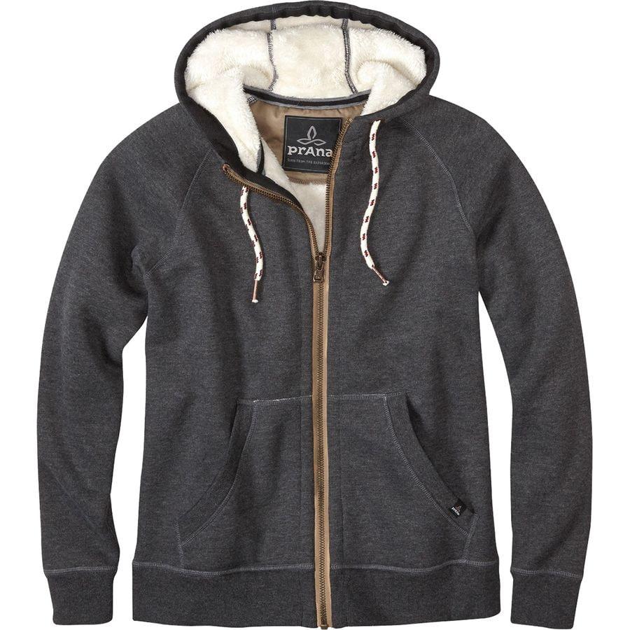 17c77a490 Prana - Lifestyle Lined Full-Zip Hoodie - Men s -