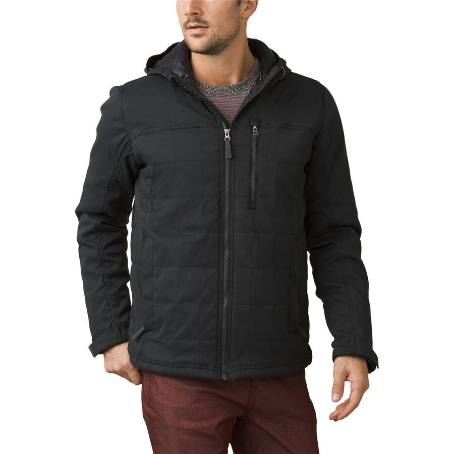Prana Zion Quilted Jacket - Mens