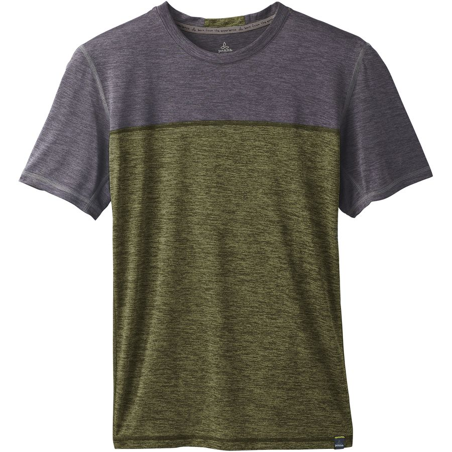 Prana Hardesty Colorblock Shirt - Mens