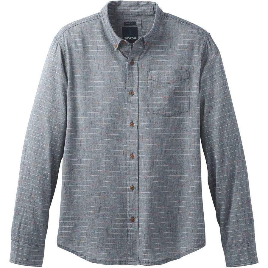 Prana Broderick Slim Shirt - Mens