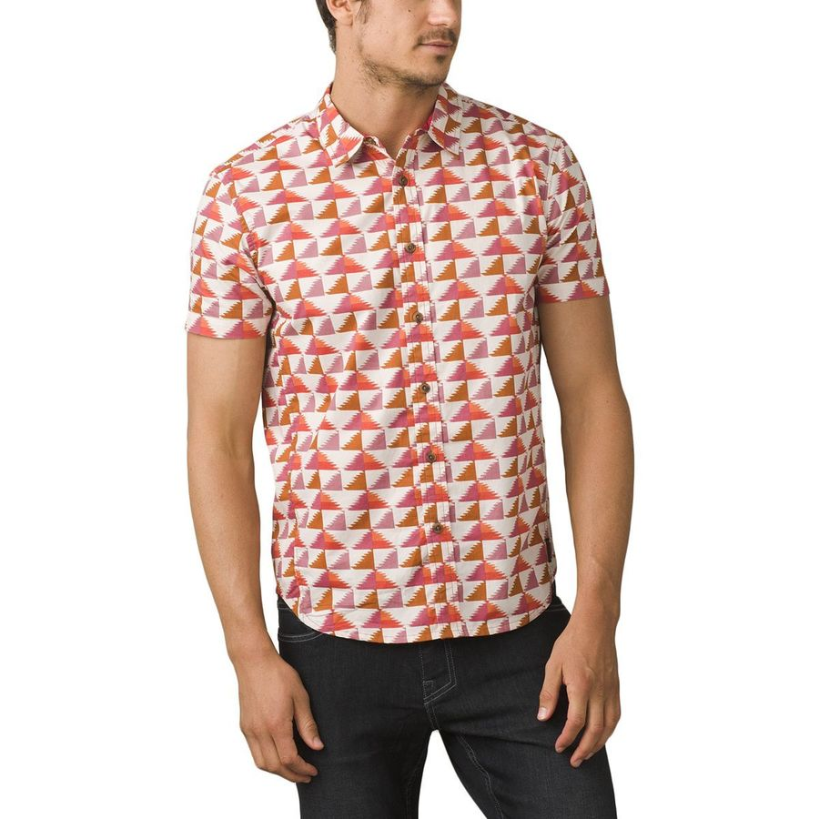 Prana Graden Short-Sleeve Shirt