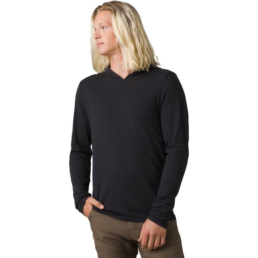 Mens prAna Hooded T-Shirt prAna