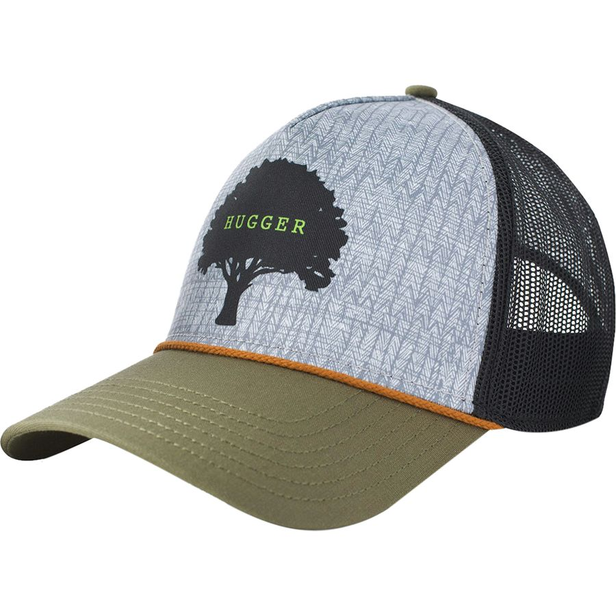 Prana - Journeyman Trucker Hat - Cargo Tree Hugger 16568d90730