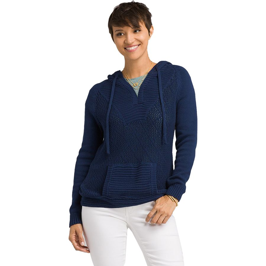 ec03beafbd2b Prana - Sugar Beach Sweater - Women s - Blue Anchor