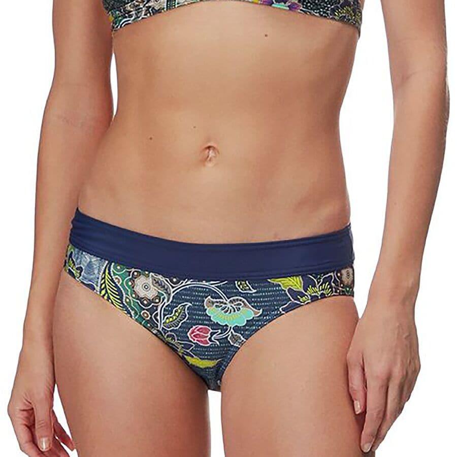 8d99d031a4d Prana - Ramba Bikini Bottom - Women's - Blue Anchor Kona