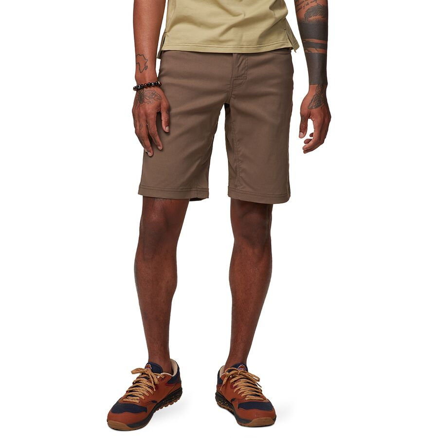 prAna Men/'s Bronson 11-Inch Inseam Shorts Mud Size 31 New