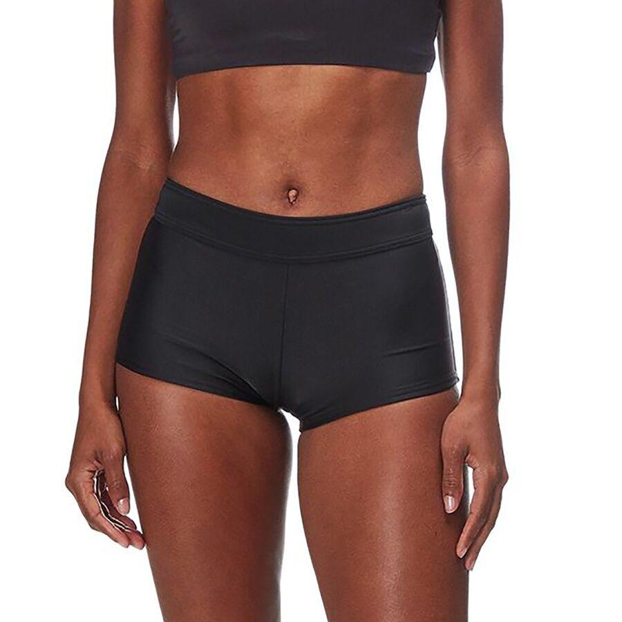 Prana Raya Boyshort Bikini Bottom - Womens