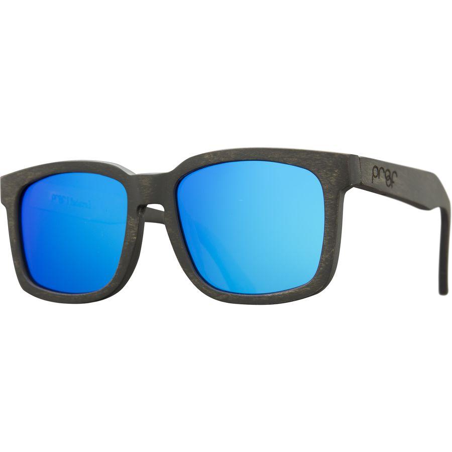 db53511f475 Proof Eyewear - Federal Wood Sunglasses - Black Maple Sky Polarized